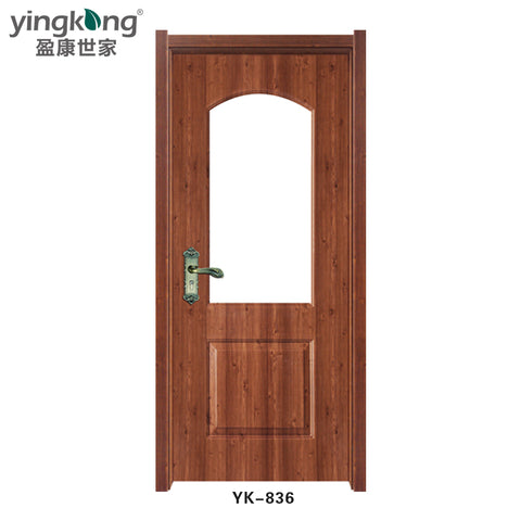 Best WPC small garage door interior ABS/UPVC cellar doors factory supplier kerala door on China WDMA