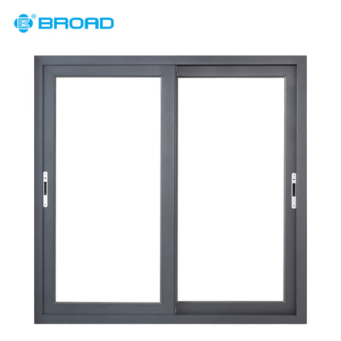 Best selling energy efficient building glass sliding windows for home on China WDMA