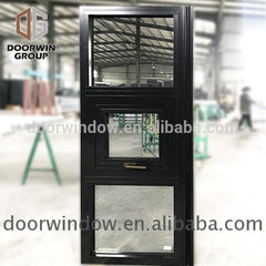 Best selling hot chinese products french casement windows open out window on China WDMA