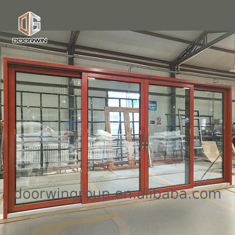 Best selling items double opening sliding patio doors glazed prices on China WDMA
