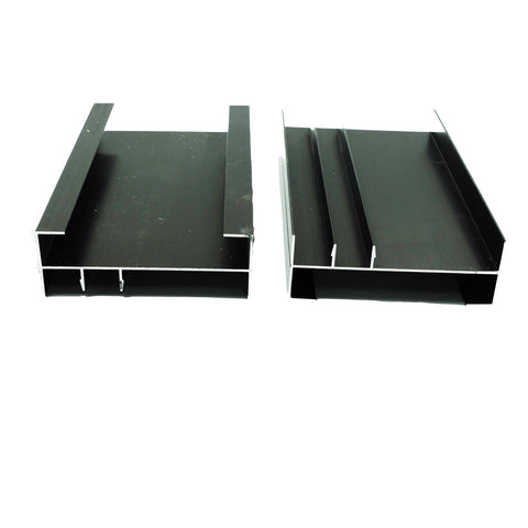 Best selling price anodized aluminum window profiles for Nepal market on China WDMA