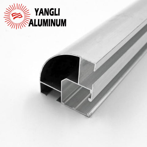 Best selling products aluminium profile accessories folding window frame on China WDMA