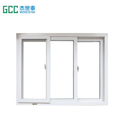 Better scratch resistance pvc double hung casement windows on China WDMA