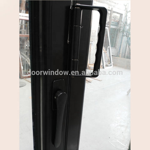 Bifold used exterior doors for sale patio door on China WDMA
