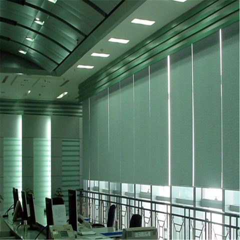 Blind automation inside double glass window blind for office on China WDMA