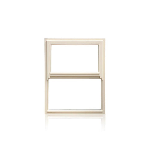 Building Material Plastic Steel Double Glazed Tempered Glass Profile Frame White Top Hung UPVC Windows Price With Grills Factory on China WDMA