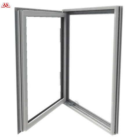 Bulk Buy From China Horizontal Type Window Manufacturers Aluminum Cheap Aluminium casement Windows on China WDMA
