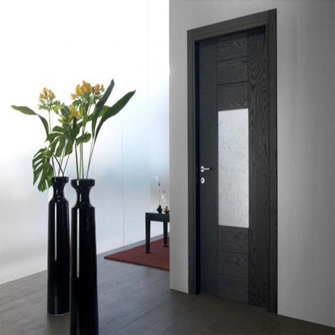 Buy best exterior side upvc french doors double doors with glass on China WDMA
