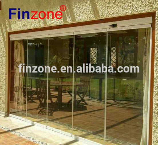 Accordion Glass Folding Doors