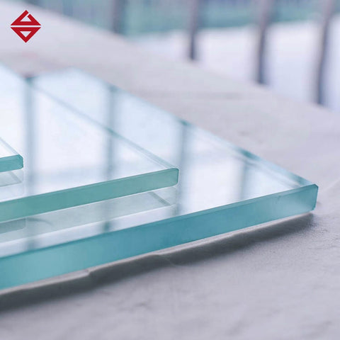 CUSTOMIZED MANUFACTURER PRICE SLIDING DOOR TEMPERABLE CLEAR FLOAT GLASS PANEL on China WDMA