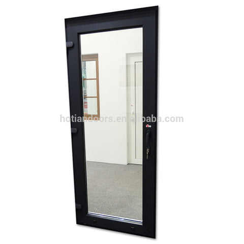 Canada PVC/ Aluminum hurricane-resistant sliding windows and doors upvc window frame thickness on China WDMA