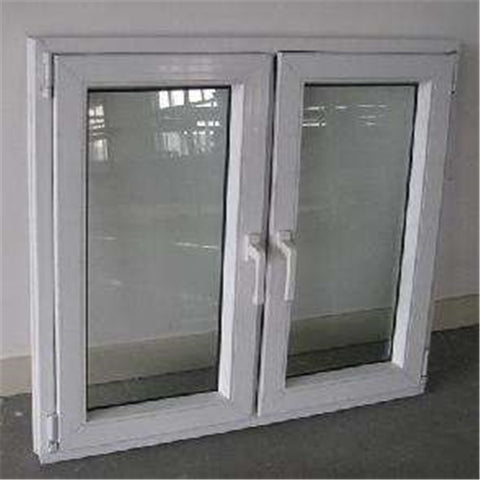 Casement Interior Home Turn & Tilt Pvc Window Hurricane And Doors With Gril Design Upvc Windows Price China on China WDMA