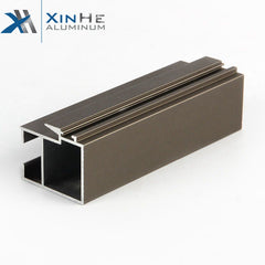 Cheap Aluminium Alloy Profile Window And Door Frame Standard Mold Industrial 6063-T5 Aluminum Extruded Extrusion Profile Chile on China WDMA