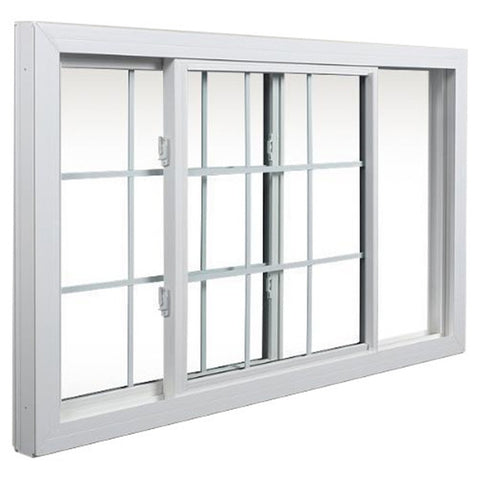 Cheap House Aluminum Sliding Windows With Built In Blinds For Sale on China WDMA