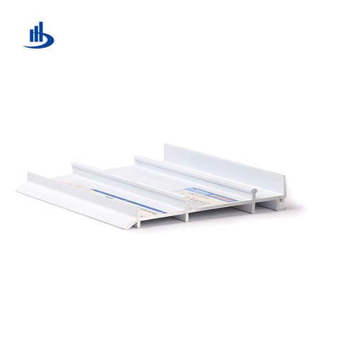 Cheap Price Classic Grey/ Silver/ wooden Color Aluminum extrusion Profile Sliding Window Frame for Glass use on China WDMA