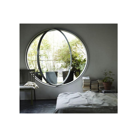 Cheap Price Sell Round Glass Windows Can Be Open on China WDMA