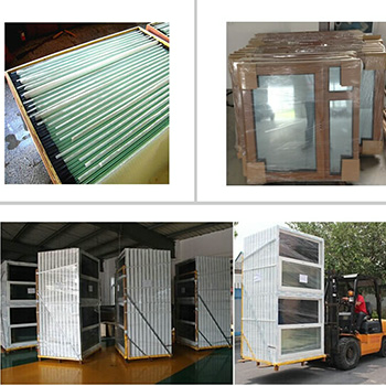 Cheap UPVC Windows and Doors/ PVC windows and doors/tilt and turn window