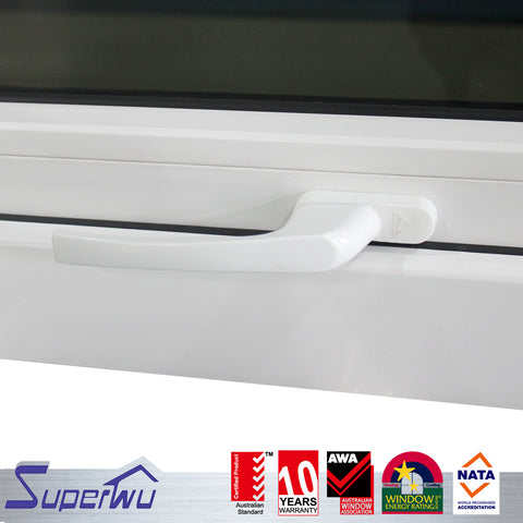 Cheap price Energy saving double glass upvc & pvc door and window on China WDMA