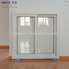 Cheap price window house pvc sliding windows for sale on China WDMA