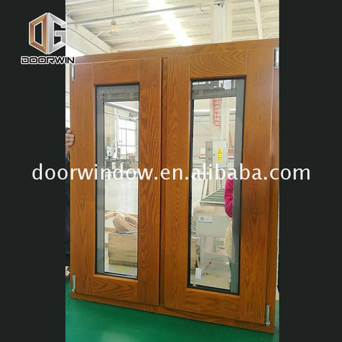 Cheap used wooden windows french upvc vs cost on China WDMA