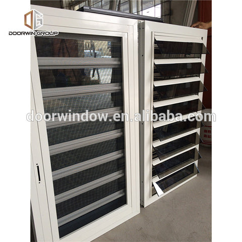 China Big Factory Good Price hurricane windows shutters miami window exterior on China WDMA