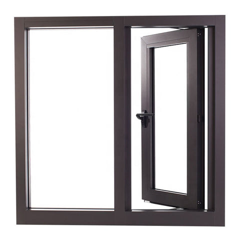 China Customized Colors Double Glazing Aluminum Profile For House Casement Windows And Doors on China WDMA