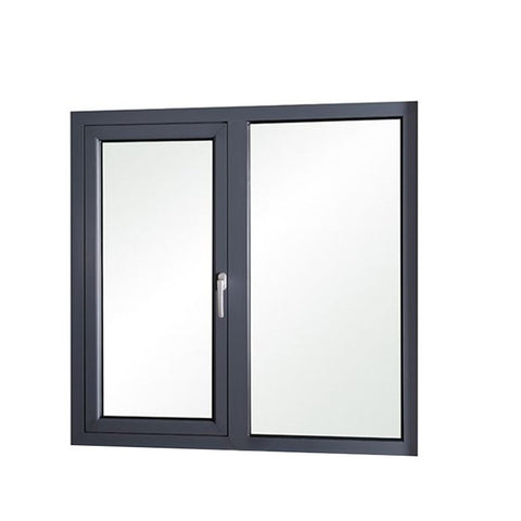 China Factory Heat Resistant Casement Windows Crank Out Casement Double Glazed Windows With Blind Inside on China WDMA