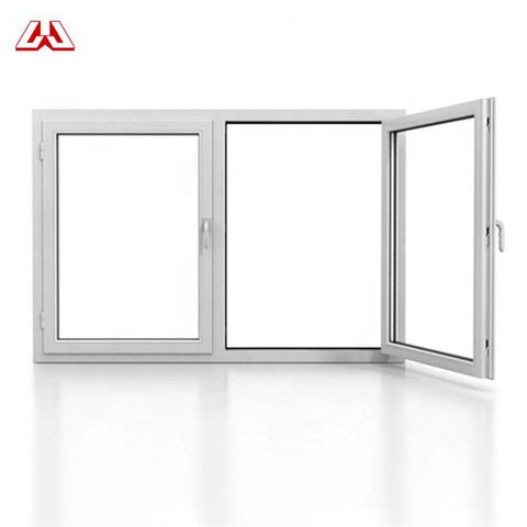 China Market Pvc Upvc Casement New Design Pvc Profile Window Double Glazed Plastic Steel Windows on China WDMA