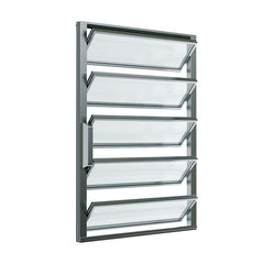 China Product Small Windows Vertical Louver Window For Bathroom