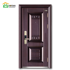 China factory iron entrance main gate french doors for sale restaurant steel door design on China WDMA