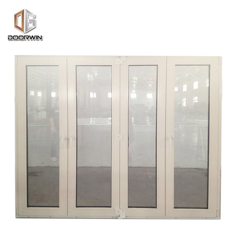 China factory supplied top quality external bi folding doors prices fold sydney exterior cost on China WDMA