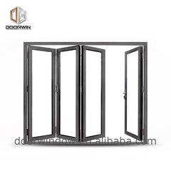 China factory supplied top quality luxury bifold doors lowes living room on China WDMA