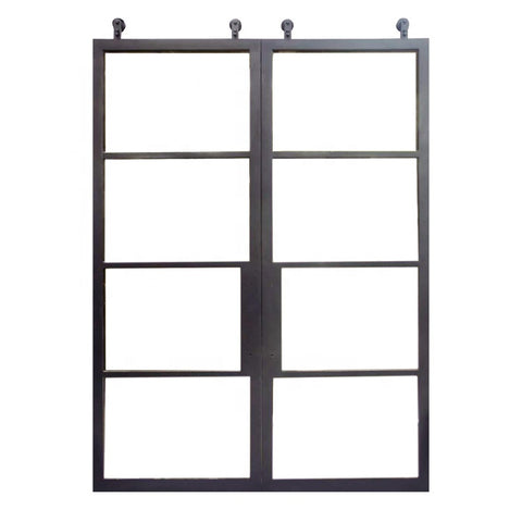 China factory vintage interior swinging kitchen security screen glass menards sliding patio doors on China WDMA