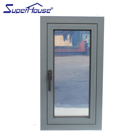 China manufacturer supply hurricane proof impact commercial glass windows on China WDMA