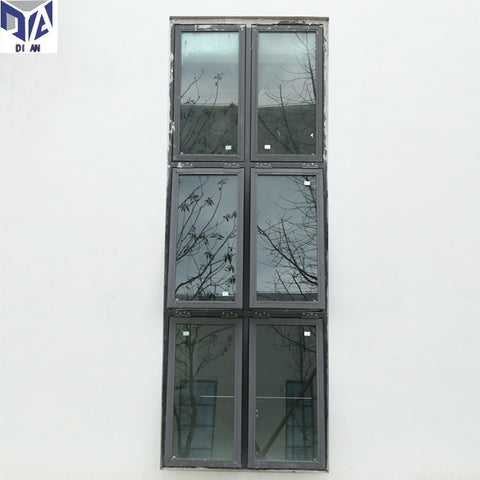 China manufacturers steel frames laminated glass blast resistant windows cost on China WDMA