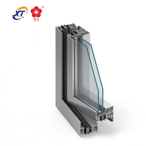 China metal window frame commercial aluminum window frames price of window frame on China WDMA