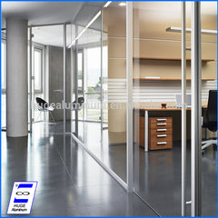 China supplier aluminum glass door and window for office on China WDMA