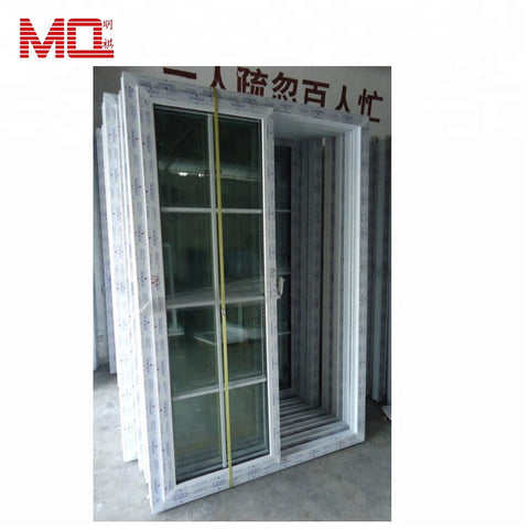 China supplier cheap price wholesale warehouse balcony pvc sliding glass door on China WDMA