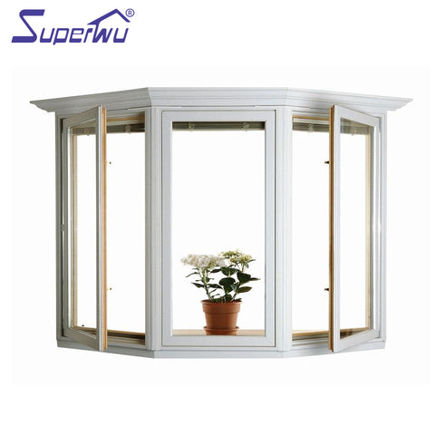 China supplier hot sale good appearance pvc large glass windows on China WDMA