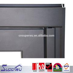 China suppliers double glazed aluminium folding windows australia standard on China WDMA