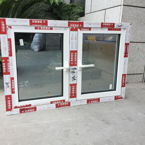 China wholesale hurricane impact windows and doors thermal break aluminium casement window french style on China WDMA