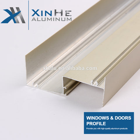 Chinese Company Technal Aluminum Profile Supplier Used For Window And Door Aluminium Euro Enclosure Decoration Profile on China WDMA