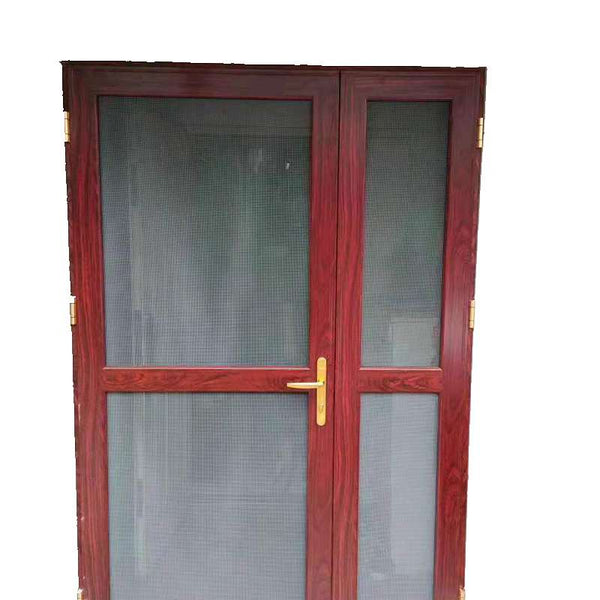 Chinese factory steel entry doors with screens casement windows designs stainless wire mesh supplier in singapore high quality on China WDMA
