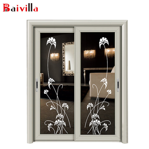 Chinese supplier factories sell 4 panel aluminum sliding patio doors sections on China WDMA