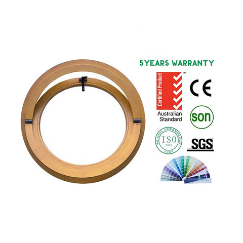 Circle Round Center Pivot Round Tempered Glass Window|Round Windows That Open Circle Window on China WDMA