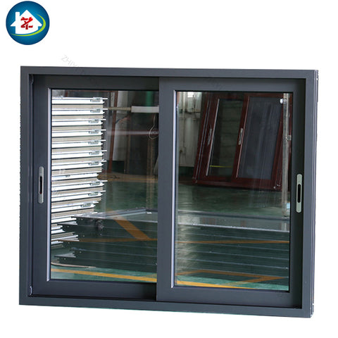 Cost Effective Double Pane Aluminum Glass Sliding Window on China WDMA