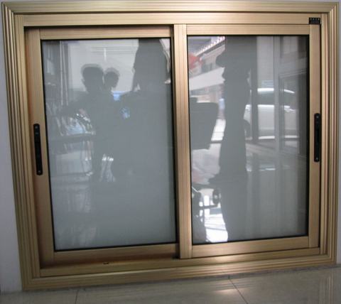 Cost-effective Double Glazed Aluminum Sliding Windows And Doors on China WDMA