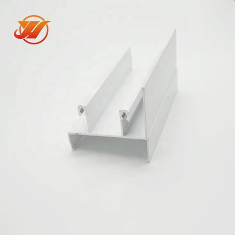 Cost per square metre Office Building hotel glass curtain wall aluminum frame profiles on China WDMA