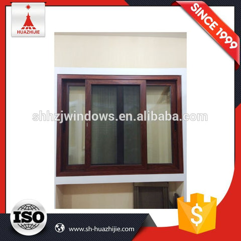 Cost price hot selling aluminum bathroom sliding windows on China WDMA