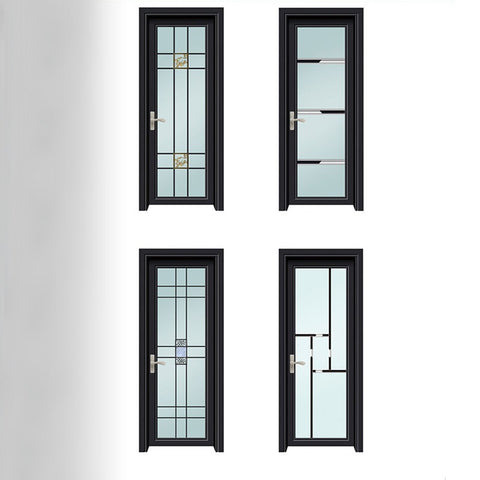 Custom brand chinese doors china hinges door aluminum price with low shipping cost on China WDMA